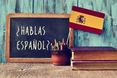 Spanish 5th-8th.