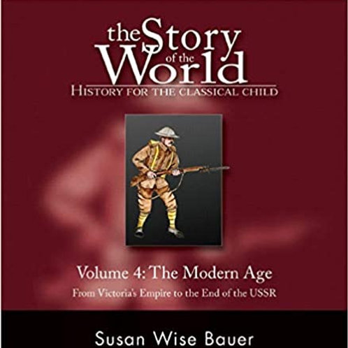 Story of the World: Modern Age 5th-6th.