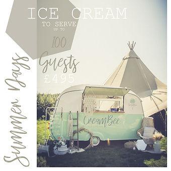 cream bee summer days poster 1.jpg