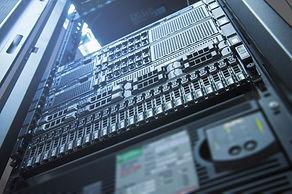 server in a data storage