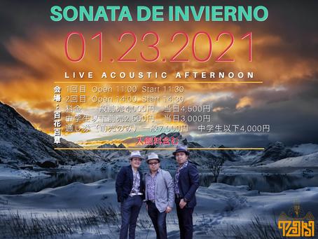 Sonata de Invierno by Taki