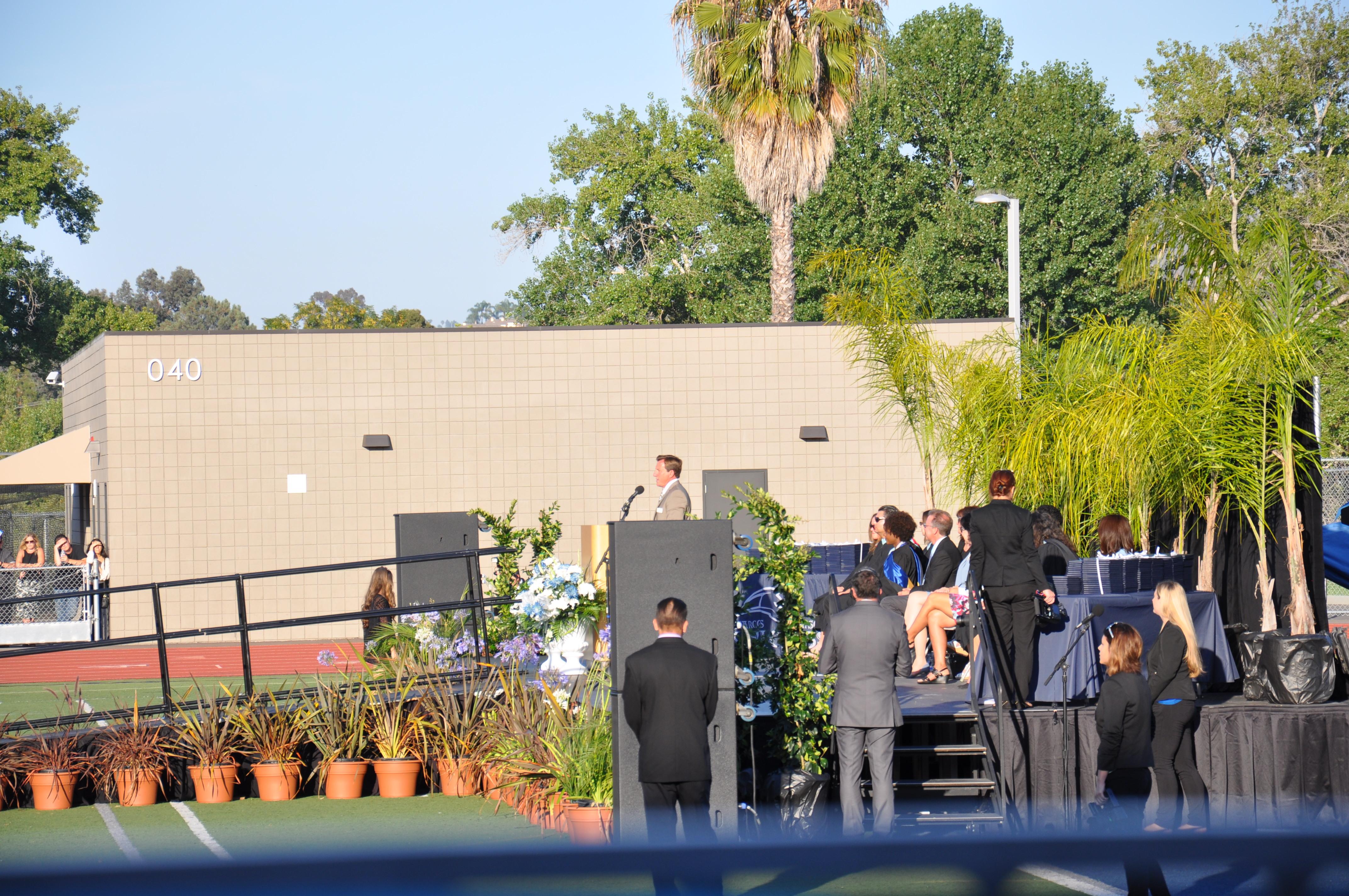 SMHS Graduation