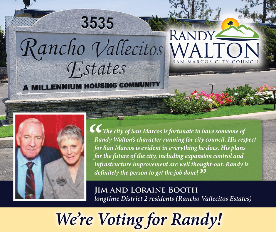 Rancho Vallecitos Estates