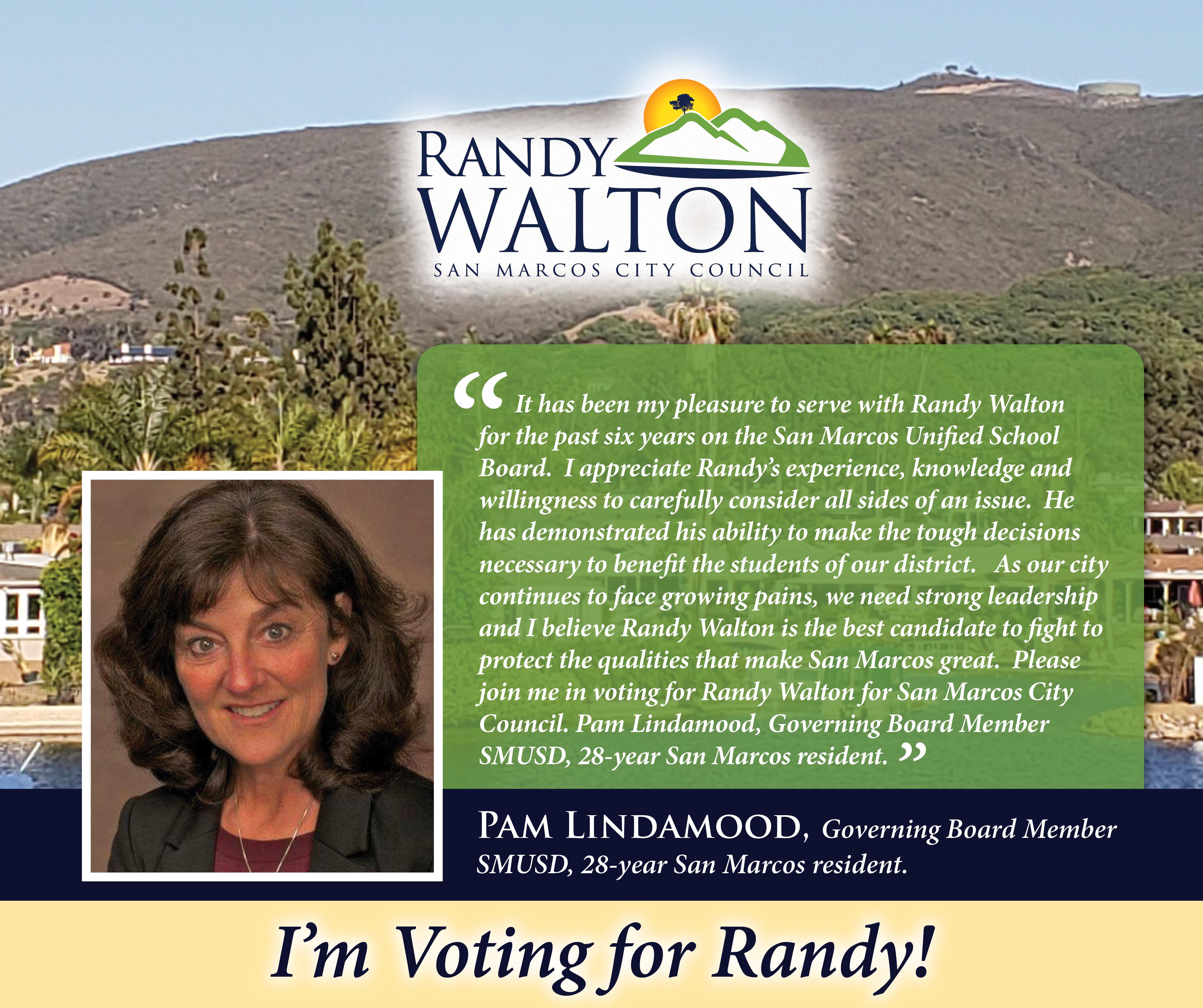 Pam Lindamood