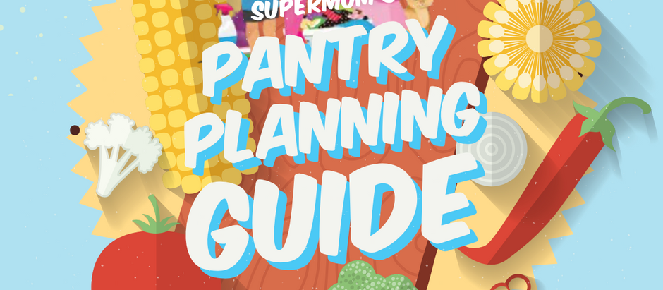 3 Rules for Pantry Planning