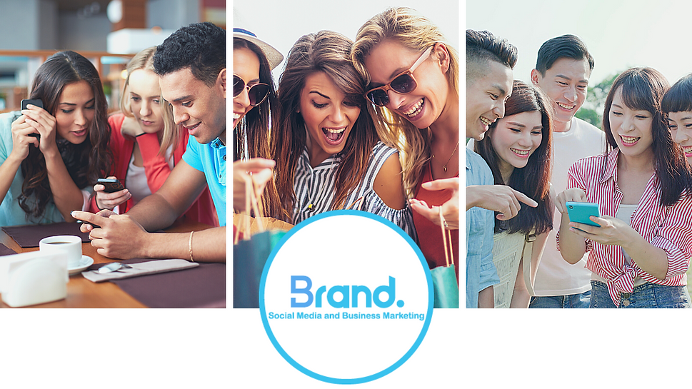 BRAND Social Media and Business Marketin