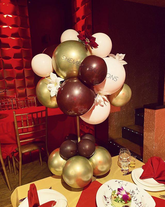 🔆 SHEMESH BALLOONS 🔆__Balloon centerpi