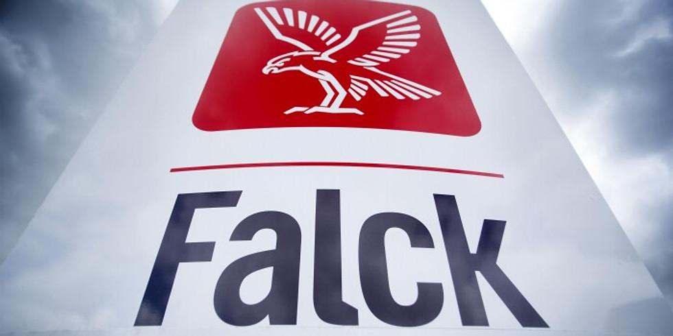 Klub 805 - Specialarrangement Falck Dalum - Tilmelding ikke åben endnu.