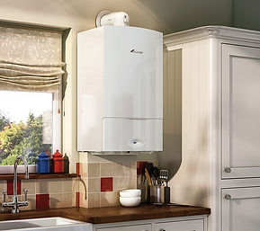 Heatwave plumbing and heating services fit new worcester bosch boilers