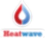 Heatwave logo plumbing and heating services in Romsey, Hampshire