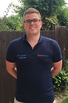 Jack Allen of Heatwave heating and plumbing