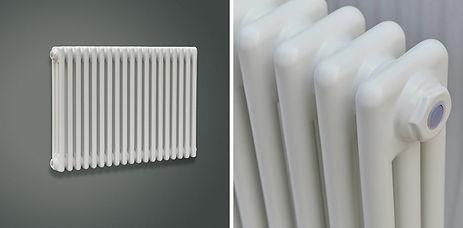 Heatwave heating and plumbing fit brand new modern radiators