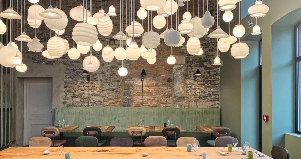 Café A, Maison Aribert