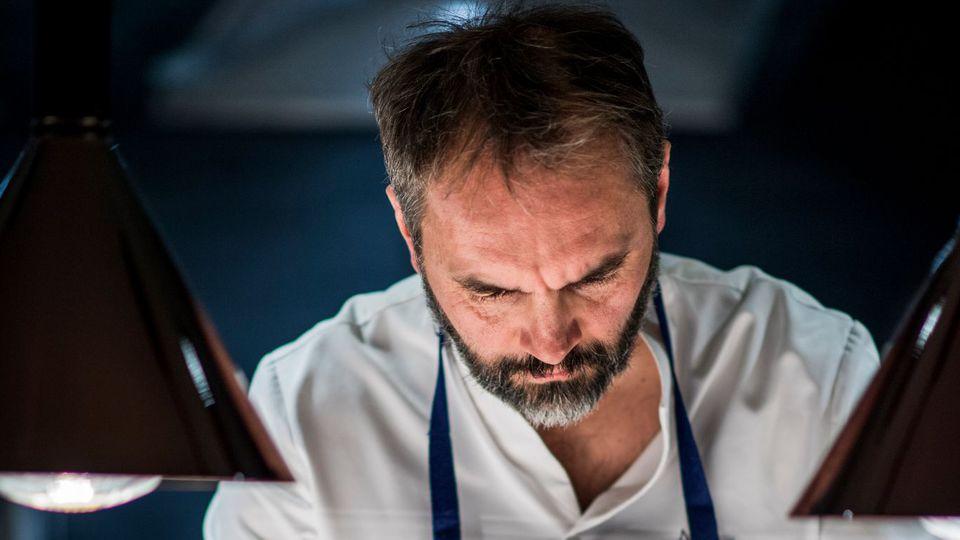 Chef Christophe aribert