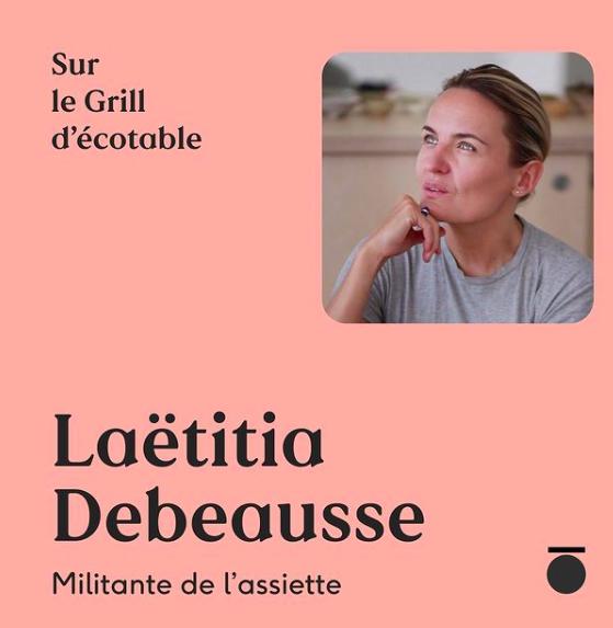 Episode de podcast avec Laetitia Debeausse