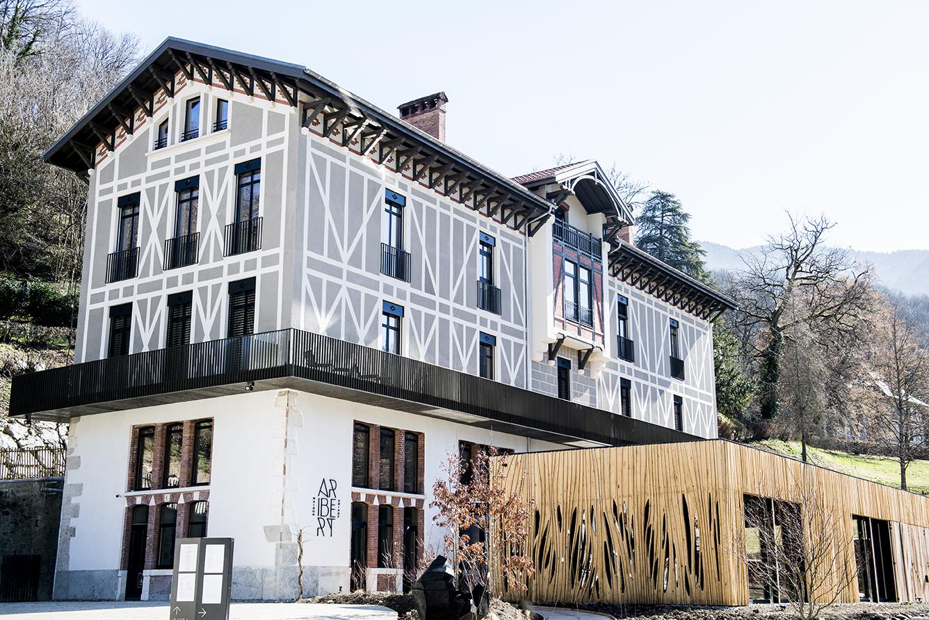 La Maison Aribert à Uriage