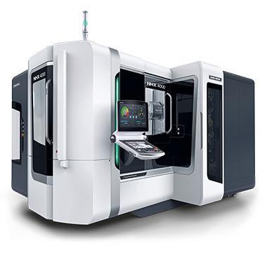 DMG Mori Seiki Horizontal CNC