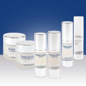 Luzern Labs skin formulas