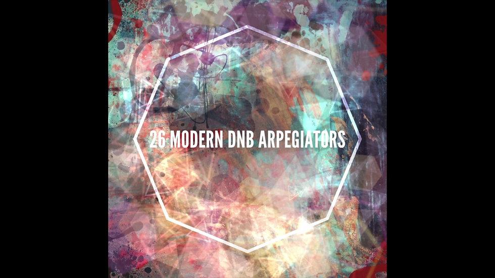 26 TC Serum Modern DnB Arpegiators