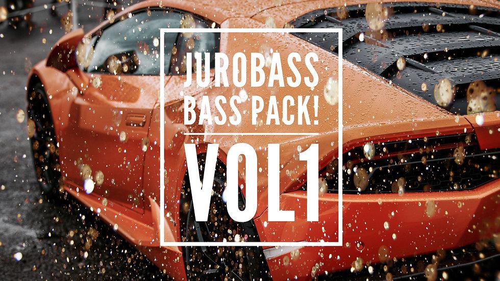 Jurobass Bass Pack Vol1
