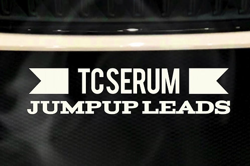 25 TC Serum Patches Jumpup Leads