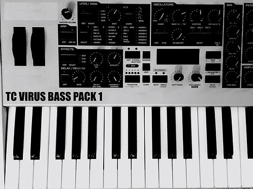 TC Virus Bass Pack
