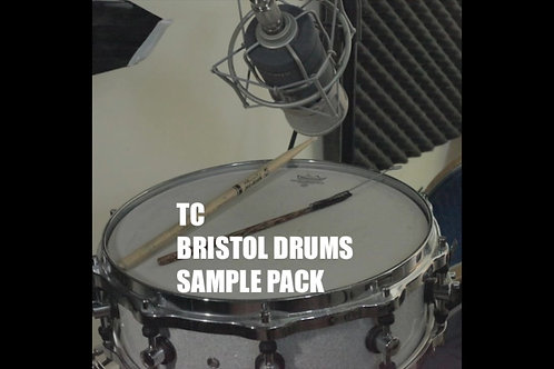 TC Bristol Drums Sample Pack