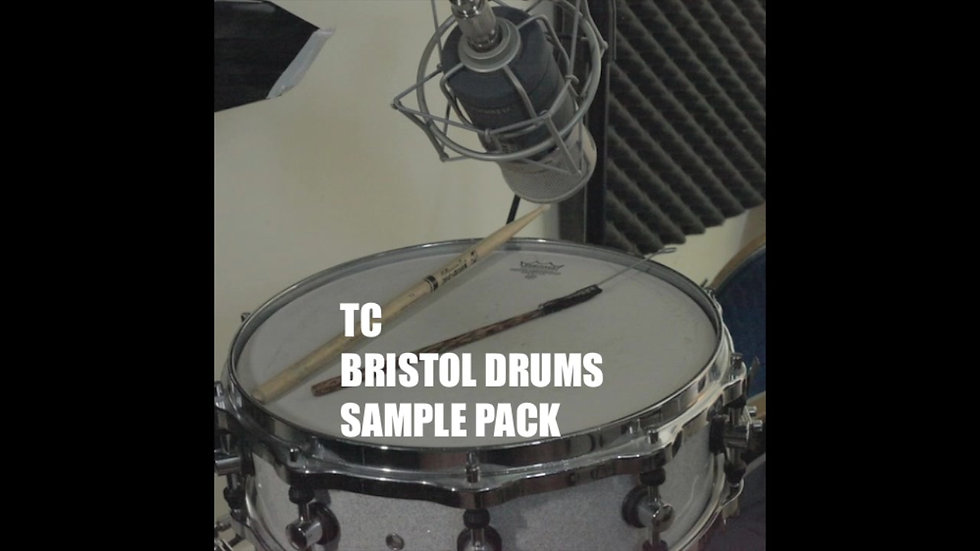 TC Bristol Drums Sample Pack