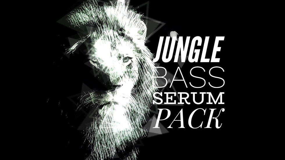 23 TC Serum Jungle Bass Pack