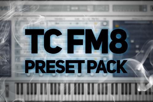 113 TC Native Instruments FM8 Patches