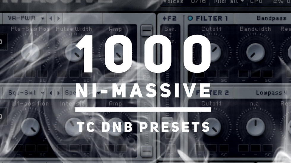 1000 TC Massive Presets