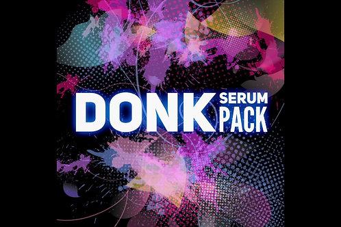 25 TC Serum Donk Pack
