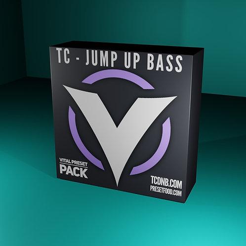 30 TC Vital Jump Up Bass Presets
