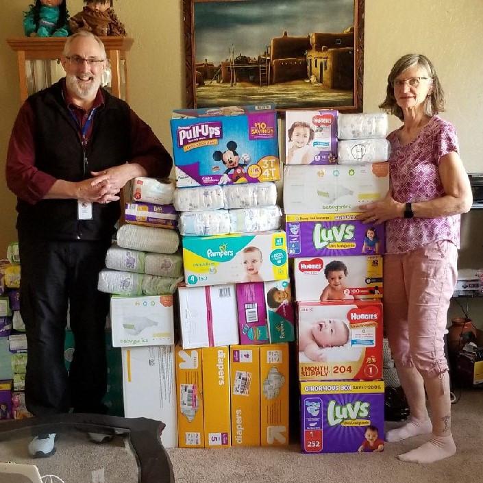 JCCCA diaper donations