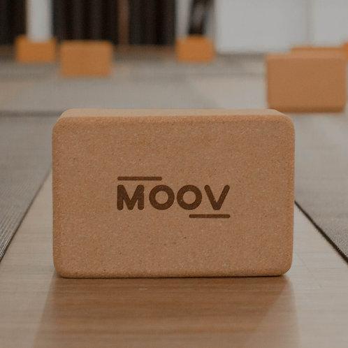 บล๊อคโยคะ (Cork Yoga Block) (1ชิ้น)