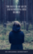 Dark Blue Woman in Forest Photo eBook Co