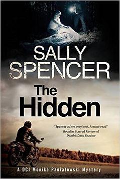 Sally Spencer Author