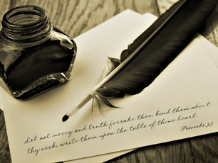 The Strange Business of Writing (1)