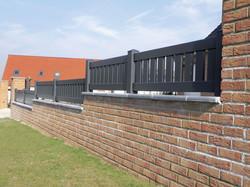 HEOL Aluminium Fence