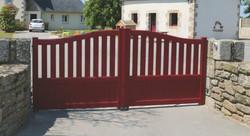 GWEN Aluminium Gate