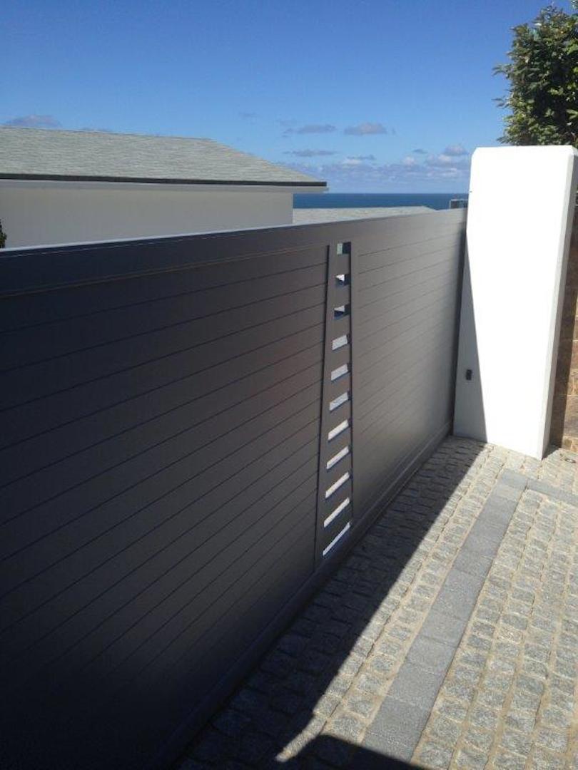Poultrenn Aluminium Gate