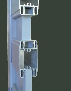 Contemporary Gate Profile