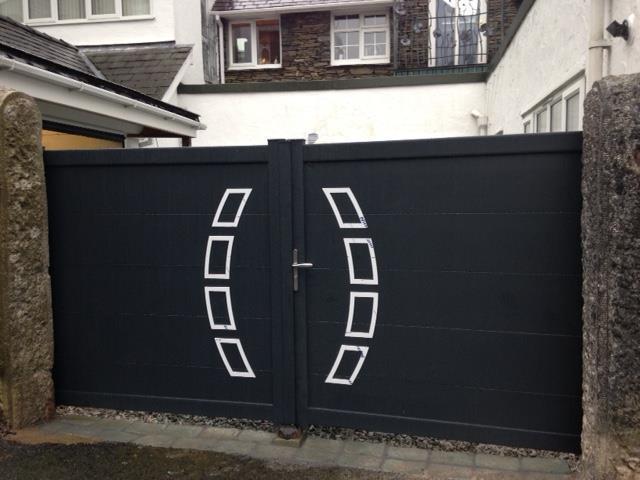 ARK Design Aluminium Gate