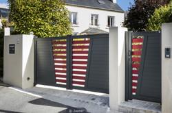 Kesten Aluminium Gate