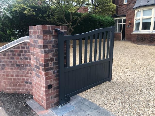 BRADEN Gate