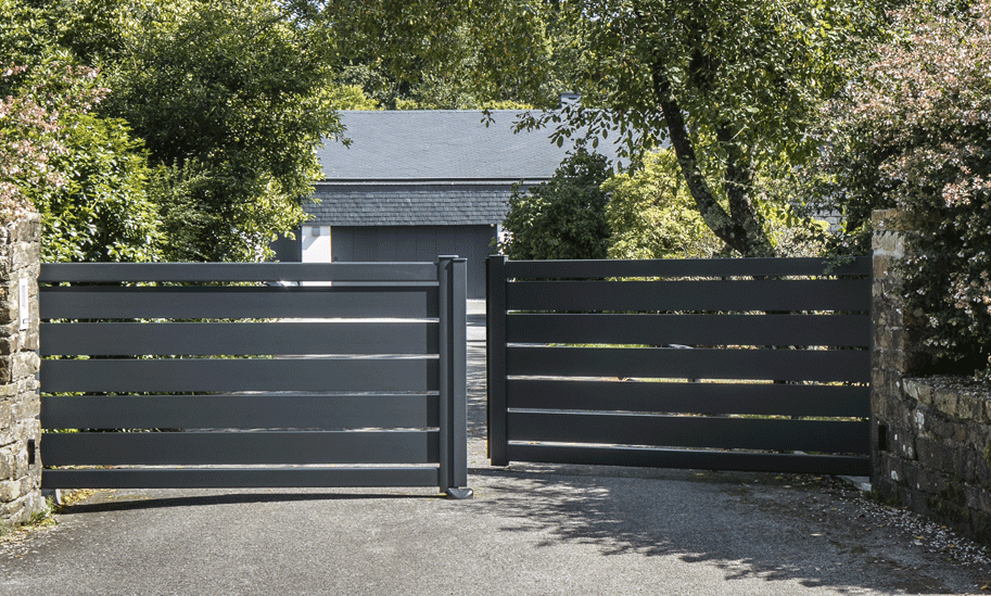 MAEZ Aluminium Gate