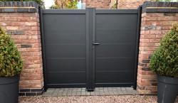 Karantan Aluminium Gate