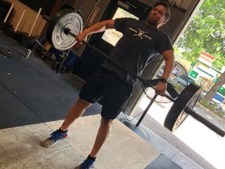 WOD for 4/26/18