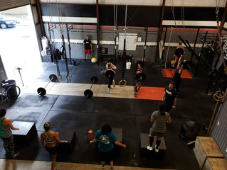 WOD for 6/22/18