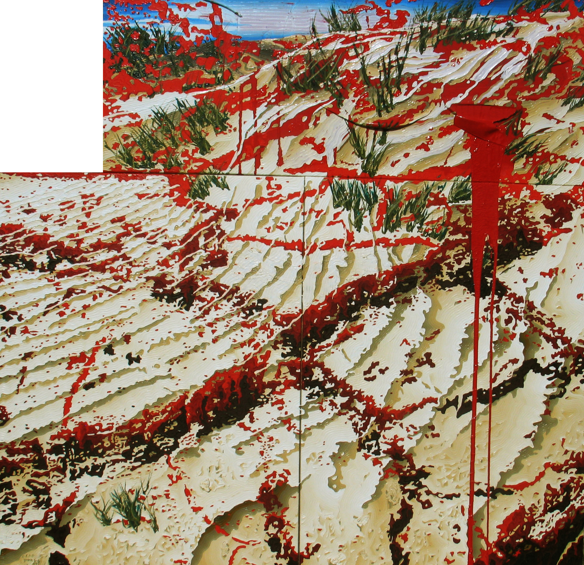 278 - Oil and industrial paint on canvas 180X180 cm.jpg